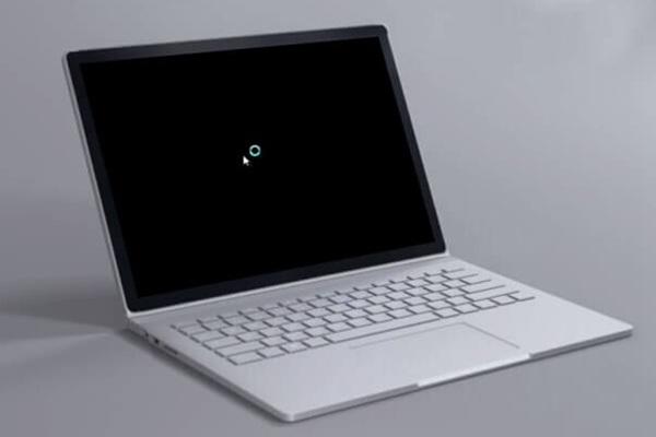 Windows 10 黑屏