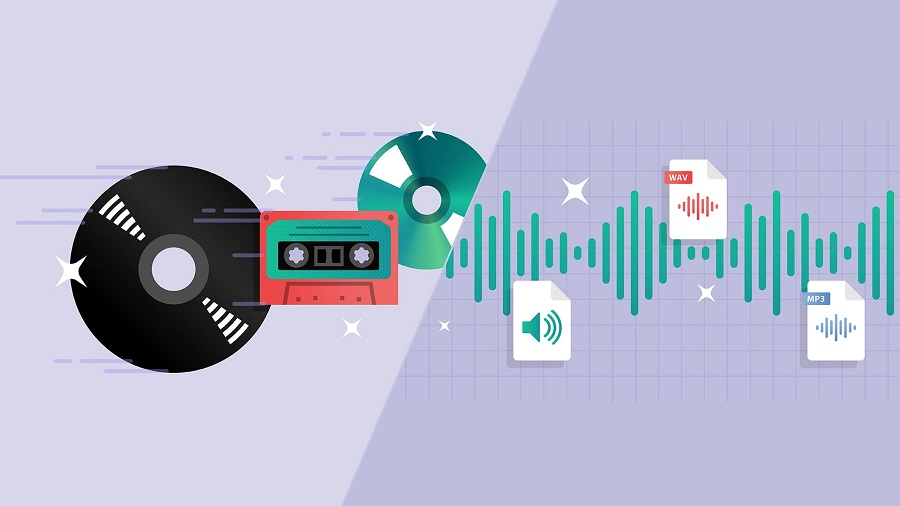 音乐文件转MP3